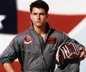 Tom Cruise, top gun, and Hot image