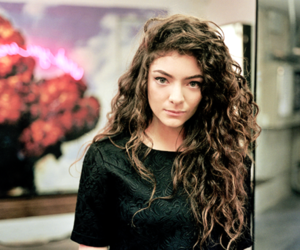 lorde and hair image