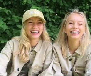 twins, lisaandlena, and leli image