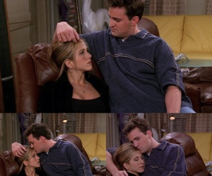 chandler, bing, and friends image