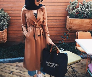 hijab and style image