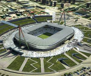 italy, Juventus, and football stadium image