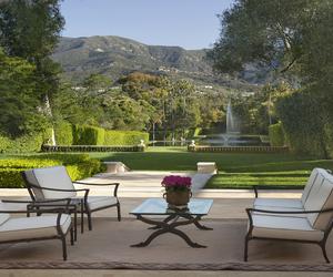 garden and luxury image