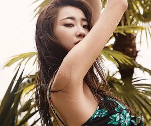 beauty, kpop, and kyungri image