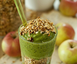 food and smoothie image