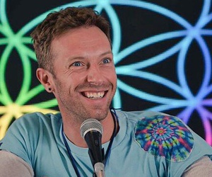 bands, coldplay, and interview image