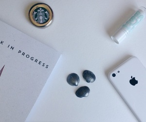 apple, books, and iphone image