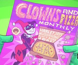 cartoon network, harley quinn, and dc comics image