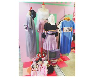 fashion, kawaii, and pastel image