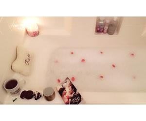aesthetic, basin, and bath image