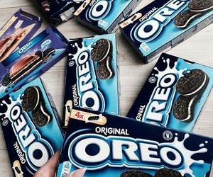oreo, food, and sweet image
