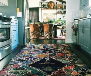 rug, tumblr, and home decor image
