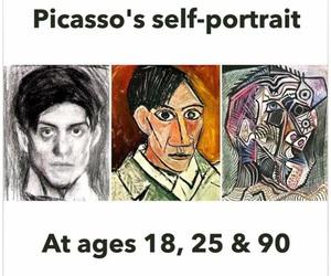 art, sad, and depressed image