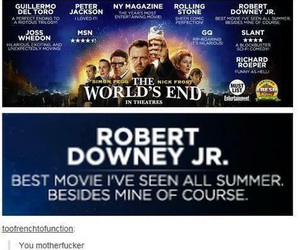funny, robert downey jr, and summer image