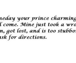 love, prince charming, and quote image