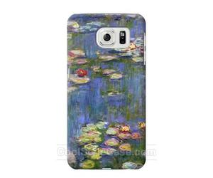 claude monet, cover, and samsung galaxy s7 edge image