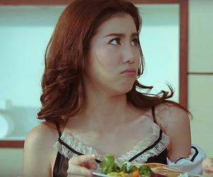drama, eat, and maid image