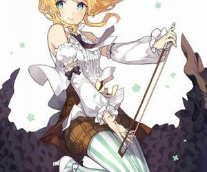 beautiful, cute, and anime girl image