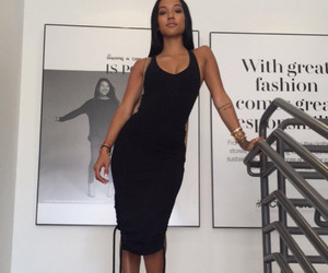 fashion, girl, and karrueche tran image