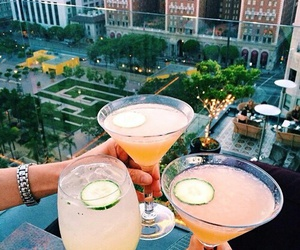 drinks and luxury image