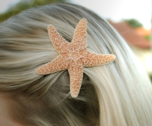 hair, star, and blonde image