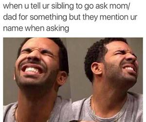 funny, Drake, and lol image