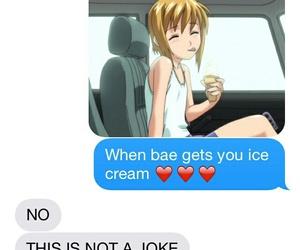 anime, hilarious, and bae image