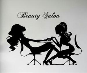 beauty, salon, and facials image