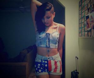 shorts american and undercult image