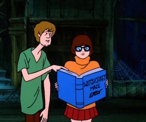 90s, cartoon, and scooby doo image