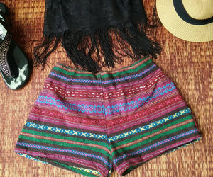 bohemian, clothing, and jeans image