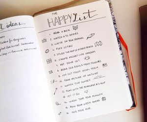 list, bullet, and happy image