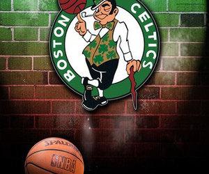 boston, celtics, and NBA image