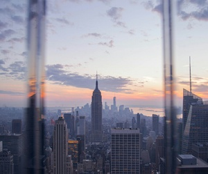 big apple, city, and new york city image