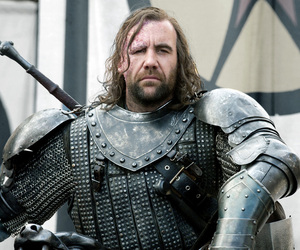 game of thrones, sandor clegane, and the hound image