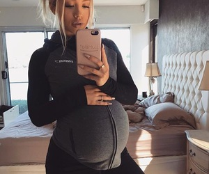 pregnant and tammyhembrow image