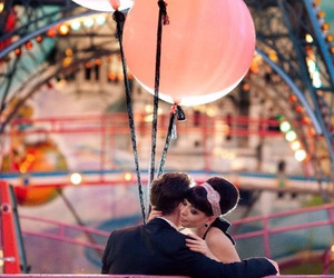 paris, balloons, and love image