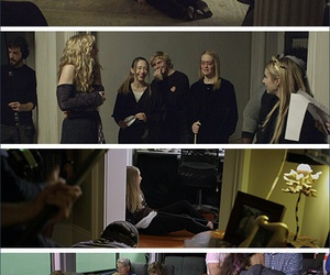 behind the scenes, coven, and ahs image