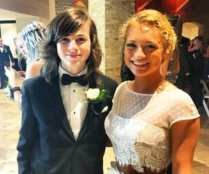 Prom and chandler riggs image