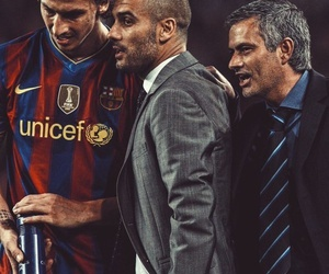 Barcelona, football, and manchester united image