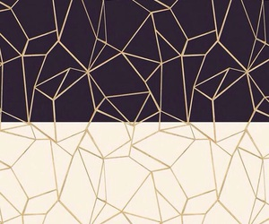 gold, pattern, and tumblr image