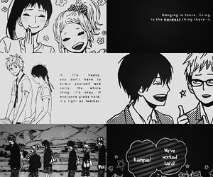 orange, manga, and suwa image
