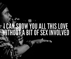 quote, sex, and love image