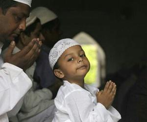 child, islam, and kids image