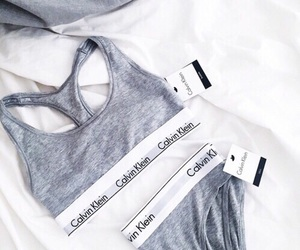 Calvin Klein, fashion, and underwear image