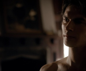 bad, Hot, and damonsalvatore image