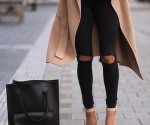 fashion, heels, and outifit image