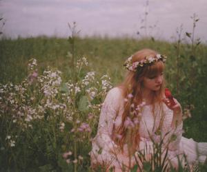 art, beautiful, and blond image