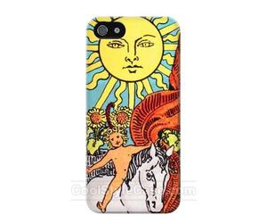 cover, sun, and tarot image