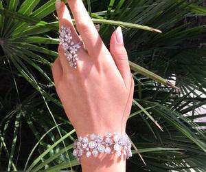 diamond, beautiful, and fashion image